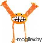 Игрушка для животных Rogz Grinz Flossy Small / RFGR01D оранжевый