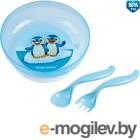 Набор детской посуды Canpol 21/300 голубой