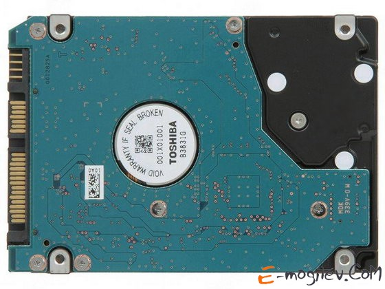 Toshiba 750Gb 2.5 MK7575GSX