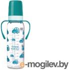 Бутылочка для кормления Canpol 12+ / 11/815 250мл, бирюзовый