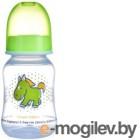 Бутылочка для кормления Canpol 3+ / 59/100 120мл, зеленый