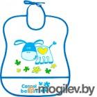 Нагрудник детский Canpol 2/919 синий