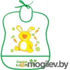 Нагрудник детский Canpol 2/919 зеленый