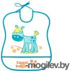 Нагрудник детский Canpol 2/919 голубой