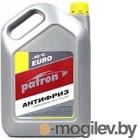 Антифриз желтый PATRON  G12  5кг AF YELLOW 5 PATRON