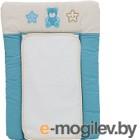 Доска пеленальная Polini Kids Плюшевые мишки 70x50, голубой