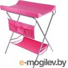 Столик пеленальный Фея Розовый
