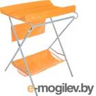 Столик пеленальный Фея Оранжевый