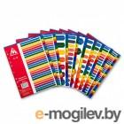 Индексные разделители 1- 31 пластик цветные ф. А4