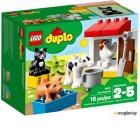 Lego Duplo Town Ферма: домашние животные 10870