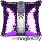 Подушка декоративная Bradex Русалка TD 0479 фиолетовый