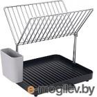 Сушилка для посуды Joseph Joseph Y-rack Dishdrainer 85084 (серый)