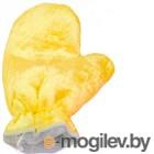 Варежкa для мытья посуды Bradex TK 0202 желтый