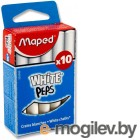 Мелки. Maped White