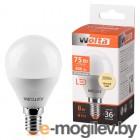 Wolta LED G45/8W/3000K/E14 25Y45GL8E14