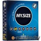 Презервативы MY.SIZE №3 размер 49 (ширина 49mm)
