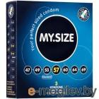 Презервативы MY.SIZE №3 размер 57 (ширина 57mm)
