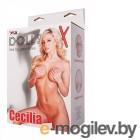 Кукла Cecilia TOYFA Dolls-X, надувная
