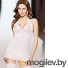 Marylin - Ночная сорочка и стринги белые-S/M