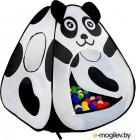 Детская игровая палатка Calida Панда 693 (+ 100 шаров)