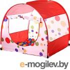 Детская игровая палатка Calida Арка 617+ 100 шаров
