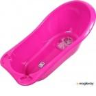 Детская ванночка Dunya Фаворит розовый/малиновый
