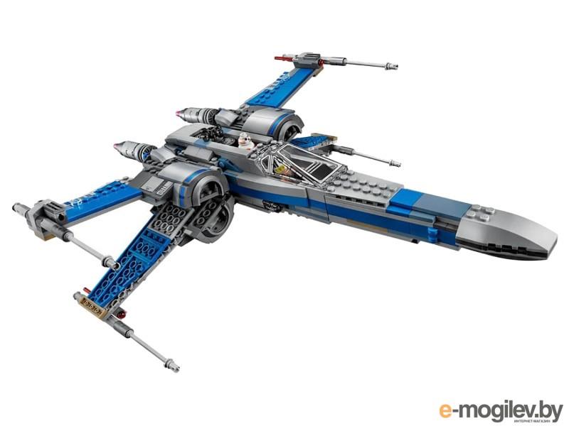 Lele Space Battle Истребитель сопротивления X-Wing Fighter 35006