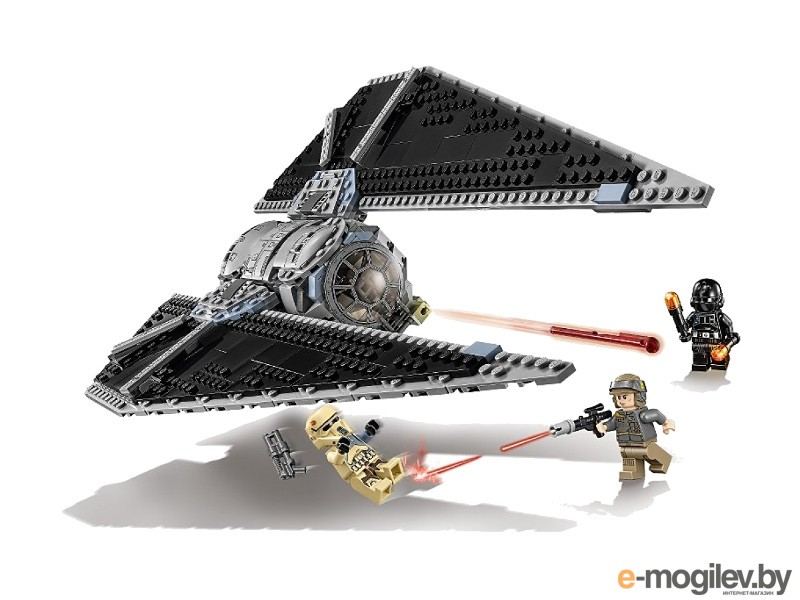 Lele Space Battle Ударный истребитель СИД TIE Striker 35008