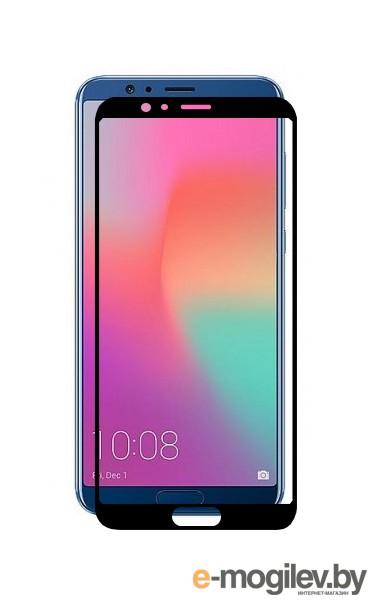 для Huawei Закаленное стекло Huawei Honor View 10 DF Full Screen hwColor-38 Black