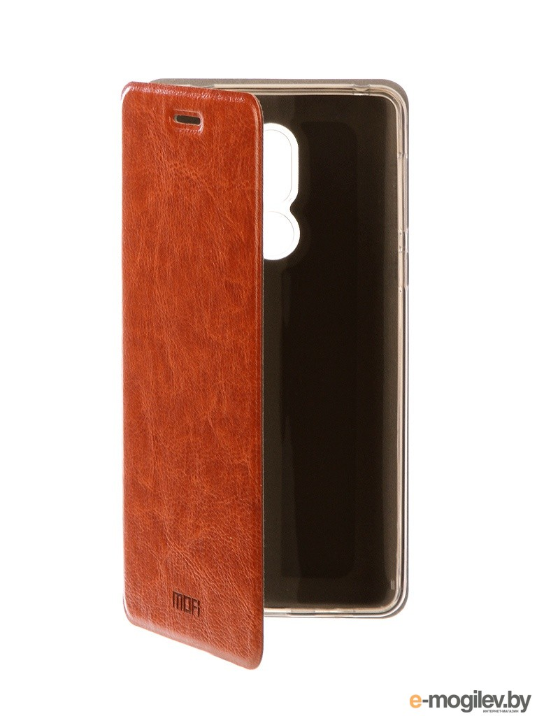 для Huawei Чехол Huawei Honor 6X Mofi Vintage Brown 15520