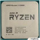 AMD Ryzen 3 2200G OEM <65W, 4C/4T, 3.7Gh(Max), 6MB(L2+L3), AM4> RX Vega Graphics (YD2200C5M4MFB)