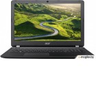Ноутбук Acer Aspire ES1-572-35J1 Core i3 6006U/4Gb/500Gb/DVD-RW/Intel HD Graphics 520/15.6/FHD (1920x1080)/Linux/black/WiFi/BT/Cam