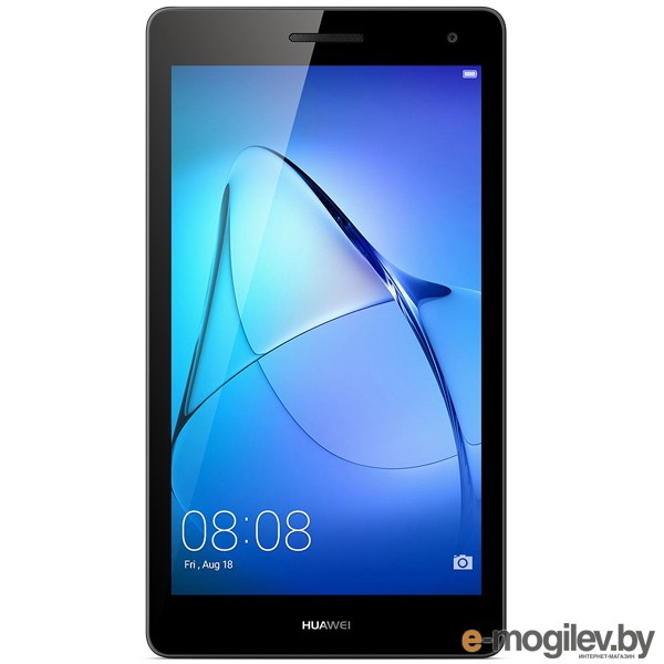 Huawei MediaPad T3 7 8Gb BG2-U01 Space Grey MediaTek MT8321 1.3 GHz/1024Mb/8Gb/3G/Wi-Fi/Bluetooth/7/1024x600/Android