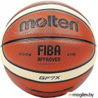 Баскетбольный мяч Molten BGF5X размер 5 FIBA Approved