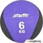 Медицинбол Starfit Pro GB-702 (6кг, фиолетовый)