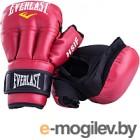 Перчатки для рукопашного боя Everlast HSIF RF3112L / 12oz (L, красный)