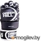 Перчатки для единоборств Green Hill MMA-0057 (S, черный)