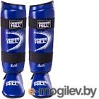 Защита голень-стопа Green Hill BATLE SIB-0014 / синий XL
