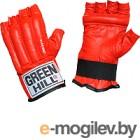 Перчатки для единоборств Green Hill Royal CMR-2076 (S, красный)