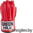 Перчатки для единоборств Green Hill Royal CMR-2076 (M, красный)