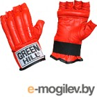 Перчатки для единоборств Green Hill Royal CMR-2076 (XL, красный)