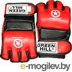 Перчатки для единоборств Green Hill COMBAT SAMBO MMR-0027CS / красный XL