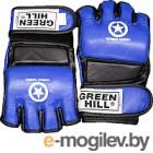 Перчатки для единоборств Green Hill Combat Sambo MMR-0027CS (XL, синий)