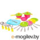 Набор игрушечной посуды ТехноК Кухонный набор 2 / 1677