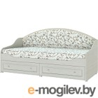 Односпальная кровать Softform Стрекоза, гасиенда/шевланд