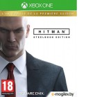 Игра для Xbox One Hitman Steelbook Edition
