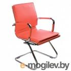 Кресло Бюрократ CH-993-Low-V/Red (розовый)