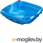 Песочница-бассейн PalPlay Волна 678 с креплением шланга (голубой)