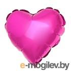 Все для праздника Шар фольгированный Flexmetal Сердце Purple 1246952