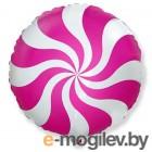 Все для праздника Шар фольгированный Flexmetal Конфета Pink 1260882